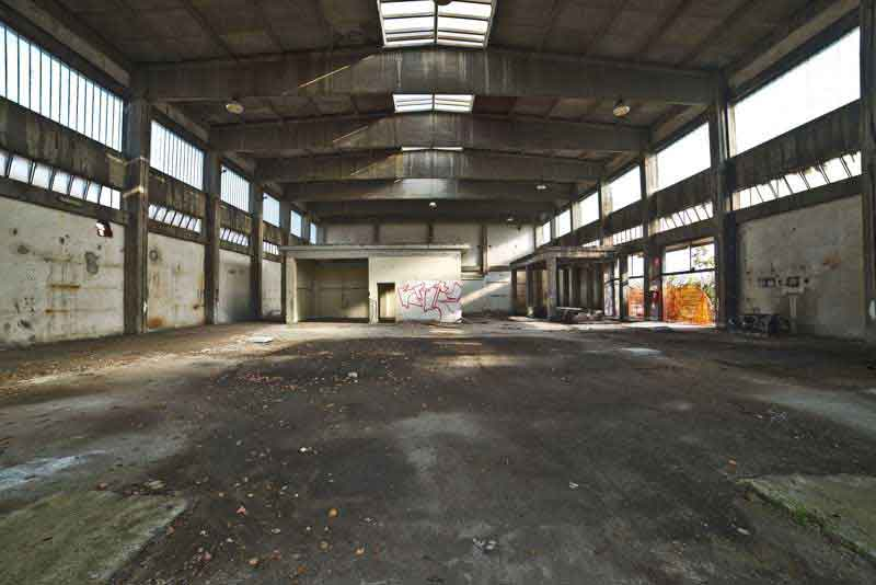 renovate, warehouse space, industrial, property
